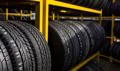 Garage automobile pour montage de pneus hiver à Charnècles